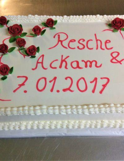 Nr.114-Hochzeit-Verlobung-35X45cm-mit-rote-Zuckerblumen