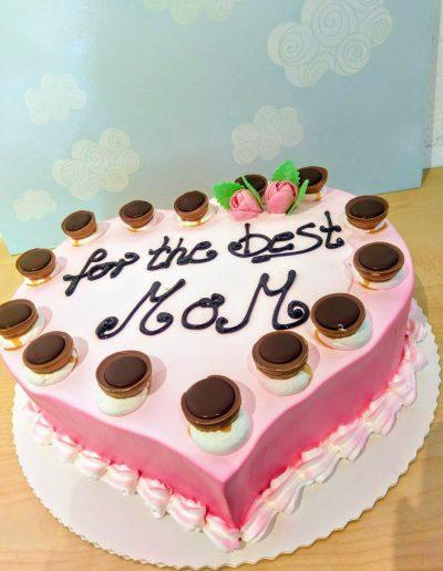 Nr.324-25cm-Toffee-Torte