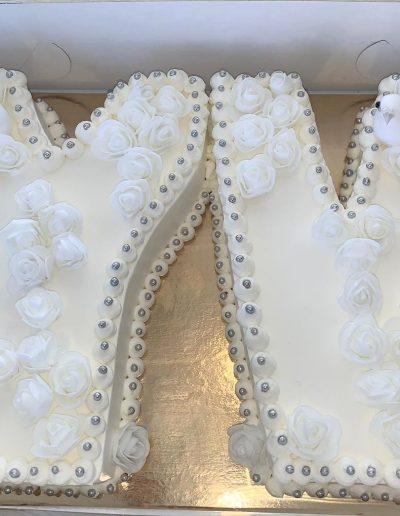 Nr.717-Buchstaben-Torte-Jeweils-20X30cm